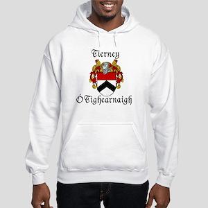 Tierney In Irish & English Hooded Sweatshirt