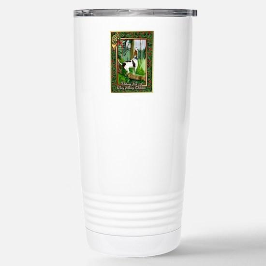 Treeing Walker Coonhoun Stainless Steel Travel Mug