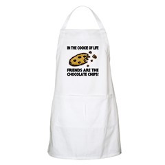 Chocolate Chip Friends Apron