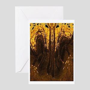 Fangorn Greeting Card