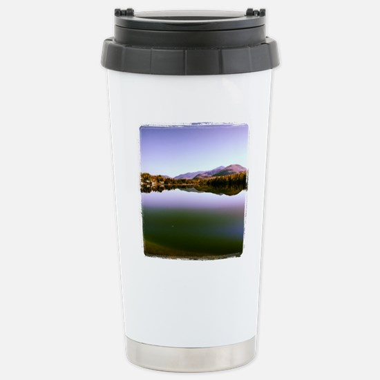 Mirror Lake Stainless Steel Travel Mug
