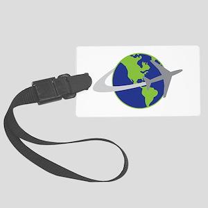 World Flyer Luggage Tag