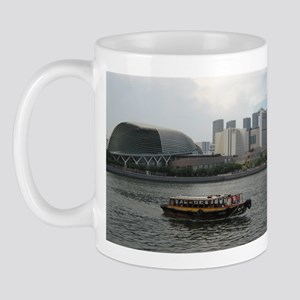 The Singapore Esplanade Seaview Mug