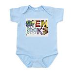 Open Books Infant Onesie Body Suit