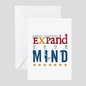Expand Your Mind Greeting Cards (Pk of 10)