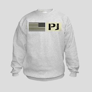 U.S. Air Force: Pararescue (Black Fl Sweatshirt