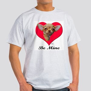 A Baby Chihuahua Valentine Light T-Shirt