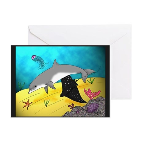 Undersea World Greeting Cards (Pk of 10)