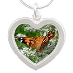 American Lady Butterfly in St Charles MO Necklaces