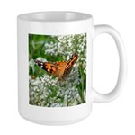 American Lady Butterfly in St Charles MO Mugs