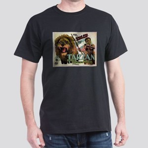 Tarzan and the Golden Lion T-Shirt
