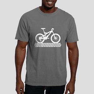 Mountain bike tracks T-Shirt