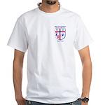 St. Luke's White T-Shirt