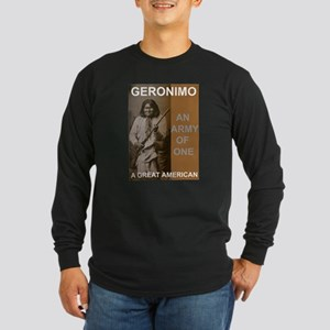 Geranemo Great American Long Sleeve T-Shirt