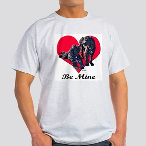 A Poodle Valentine Light T-Shirt