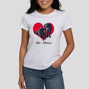 A Poodle Valentine Women's T-Shirt