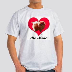 A Pomeranian Valentine Light T-Shirt