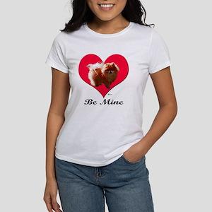 A Pomeranian Valentine Women's T-Shirt
