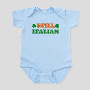 Still Italian Irish Shamrock Body Suit