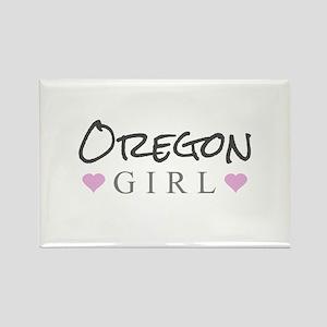 Oregon Girl Magnets