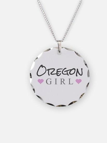 Oregon Girl Necklace