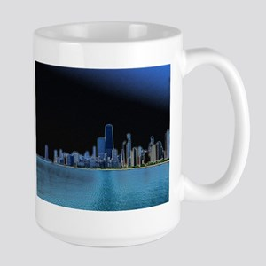 Diffuse Glow Chicago Mugs