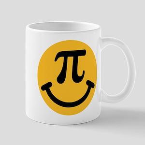Pi Smiley Mug