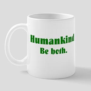 Human Kind Mug