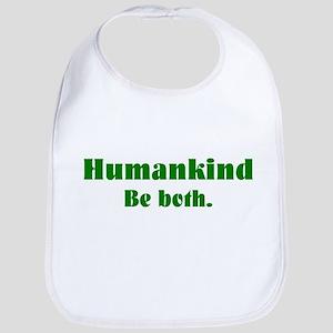 Human Kind Bib