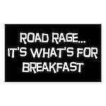 Road Rage Sticker (3