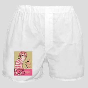 Le Chat Sac Boxer Shorts