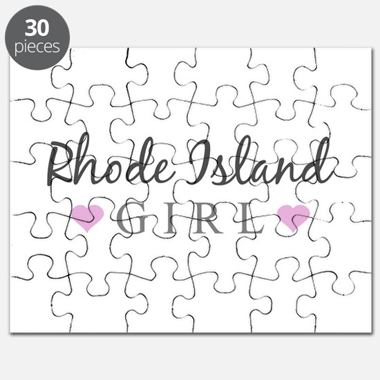 Rhode Island Girl Puzzle