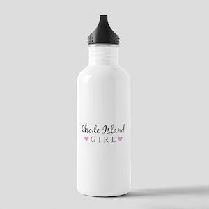 Rhode Island Girl Sports Water Bottle