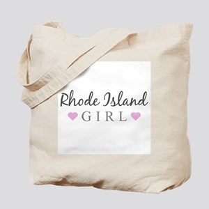 Rhode Island Girl Tote Bag