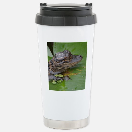 I Love Lily Stainless Steel Travel Mug