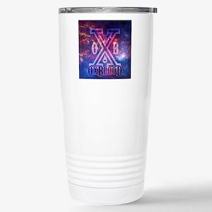 OxBlooD Galaxy X Design Stainless Steel Travel Mug
