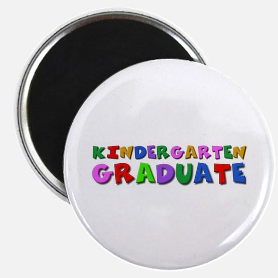 Kindergarten graduation idea Magnet