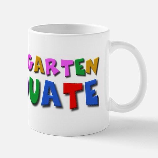 Kindergarten graduation idea Mug