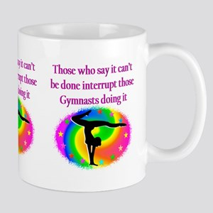 INSPIRING GYMNAST Mug