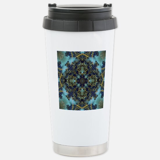 Fractal 684 Stainless Steel Travel Mug