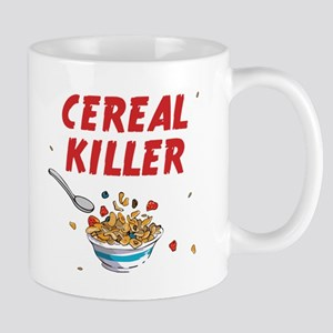 Breakfast Cereal Killer Mugs