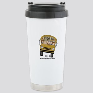 Best Bus Driver 2013 Stainless Steel Travel Mug