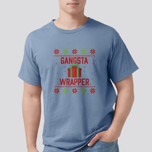 Gangsta Wrapper Mens Comfort Colors Shirt