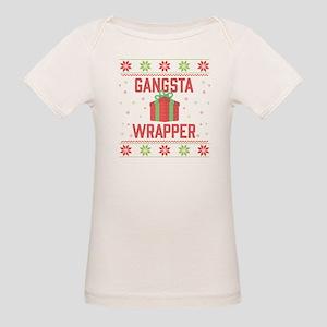 Gangsta Wrapper Organic Baby T-Shirt