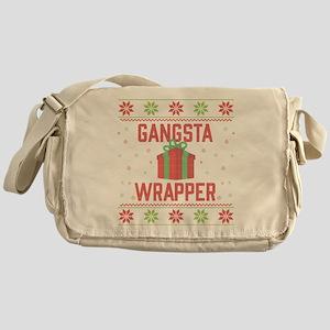 Gangsta Wrapper Messenger Bag