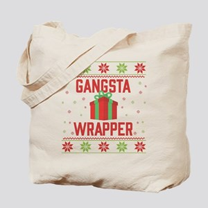 Gangsta Wrapper Tote Bag
