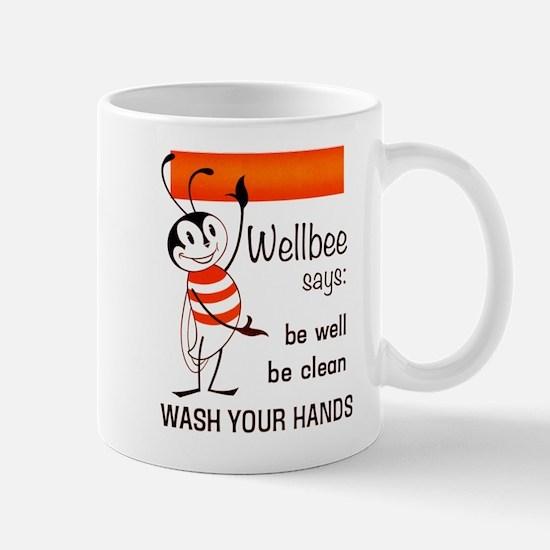Wellbee Says 1964 Mugs