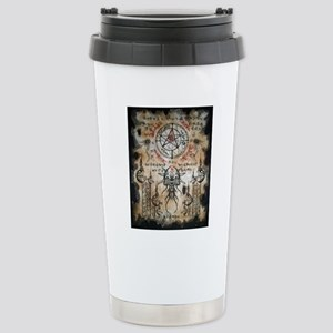 The Elder Sign Stainless Steel Travel Mug