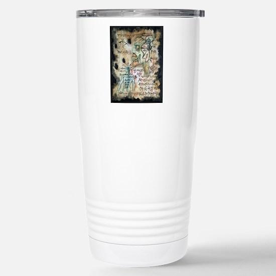 The Zombie Formula Stainless Steel Travel Mug