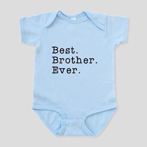 Best Brother Ever Infant Bodysuit